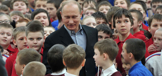 Путин и нормы ГТО