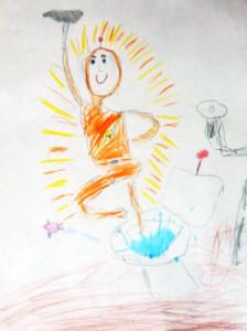 Аглая Голованова, Суперсантехник, 4 года
