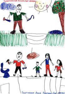 Гизатуллина Алина, 6 лет (1)
