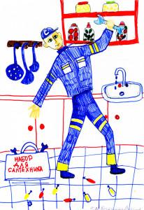 Дъячкова Дарья, 11 лет, Челябинск