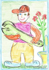 Клычков Саша, 6 лет