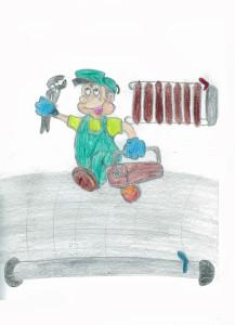 Мастер на все руки, Ямалетдинова Элиза, 4 года