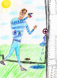Никитина Диана, 9 лет, Челябинск