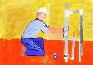 Рисунок Червяковой Анны-10лет, Барнаул