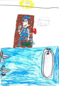 Рязанцевой Сони 8 лет, Все починю и денег не возьму