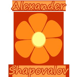Alexander Shapovalov - я помог!