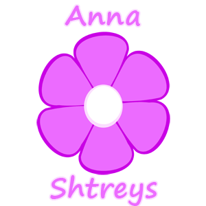 Anna Shtreys - я помогла!