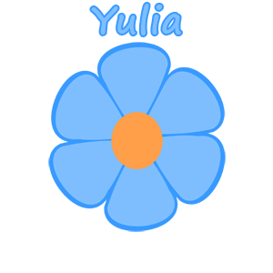 Yulia - я помогла!