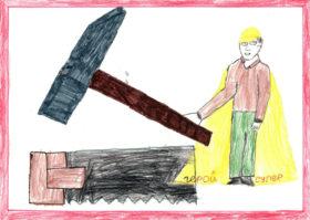Сергей Медянкин 9 лет, Аша