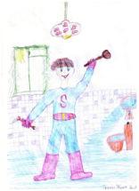 Георгий Тезин 9 лет, Челябинск