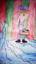 Баймухамбетова Алтын, 8 лет, Челябинск