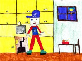 Евстратенко Полина, 9 лет, Челябинск