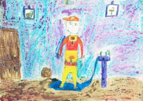 Замятина Екатерина, 8 лет, Челябинск