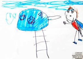 Исмагилова Агата, 5 лет, Челябинск