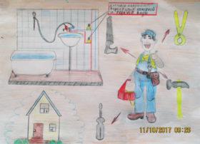 Криворотова Роза, 7 лет, Челябинск
