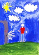 Лебедева Мария, 8 лет, Челябинск