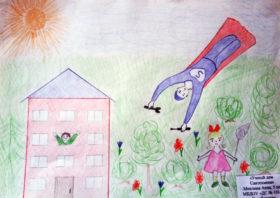 Миклина Анна, 5 лет, Челябинск