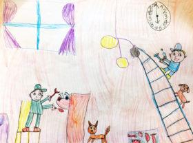 Романова Нина, 7 лет, Челябинск