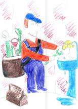 Рубинштейн Давид, 6 лет, Челябинск