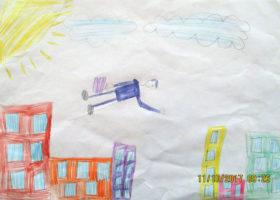 Шишкова Ксения, 7 лет, Челябинск