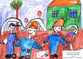 Тарасенко Виктория, 6 лет, Челябинск