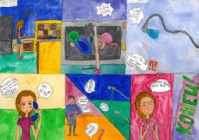 Ратанина Евгения, 11 лет, Челябинск