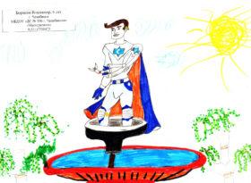 Владимир Борисов, 6 лет (г. Челябинск)