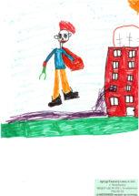 Артур Гиззатуллин, 8 лет (г. Челябинск)
