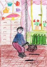 Кирилл Динмухаметов, 6 лет (г. Челябинск)