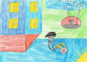 Валерия Лапаева, 8 лет (г. Челябинск)