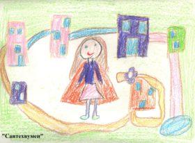 Маргарита Лунина, 6 лет (г. Челябинск)