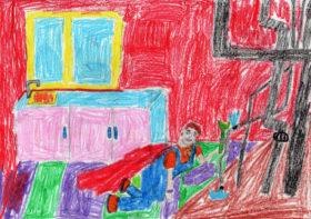 Мальцева Руфь, 7 лет (г. Челябинск)