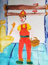 Мария Иванова, 7 лет (г. Челябинск)
