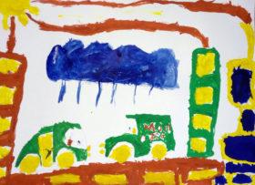 Анна Мезенцева, 7 лет (г. Челябинск)