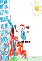 Егор Минимулин, 7 лет (г. Челябинск)