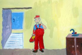 Варвара Назарова 6 лет, (г. Челябинск)