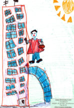 Дарья Петухова, 6 лет (г. Челябинск)