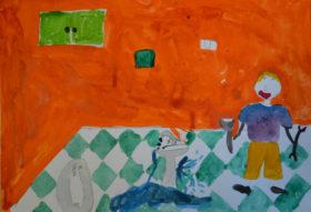Ольга Смирнягина, 4 года (г. Челябинск)