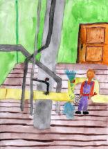 Елена Стогний, 6 лет (г. Челябинск)