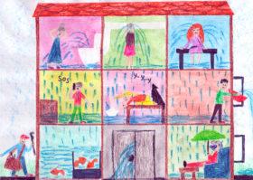 Лика Лаптева, 6 лет (г. Челябинск)