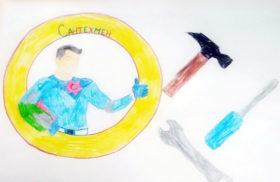 Юлия Фененко, 7 лет (г. Челябинск)