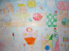 Самира Хазиева, 8 лет (г. Сим)