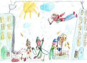 Виктория Калинкина, 7 лет (г. Челябинск)