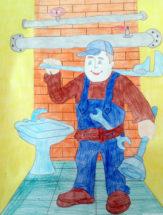 Денис Хисматулин, 8 лет (г. Челябинск)