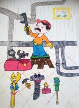 Кирилл Рой, 9 лет (г. Челябинск)