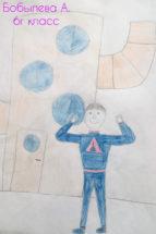 Анастасия Бобылева, 12 лет (г. Челябинск)