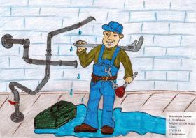 Евгения Шарапова, 6 лет (г. Челябинск)