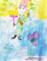 Татьяна Амплеева, 10 лет (г. Челябинск)