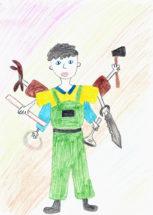 Дмитрий Дудин, 13 лет (г. Челябинск)