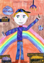 Варвара Саратова, 7 лет (г. Челябинск)